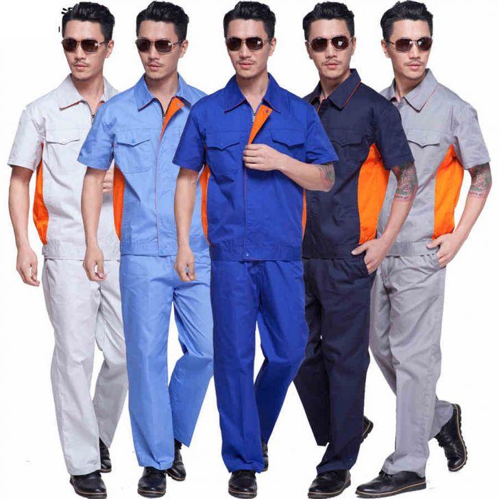 vải may đồng phục